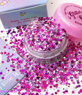 Tulip Sweet Cheeks Glitter Girl Eco Glitter