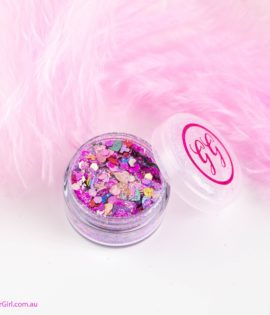 Glitter girl Loose Glitter Mix Velveteen rabbit