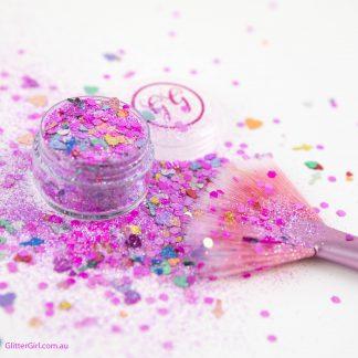 Glitter girl Loose Glitter Mix Velveteen rabbitt
