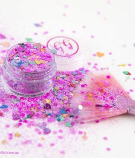Glitter girl Loose Glitter Mix Velveteen rabbitt