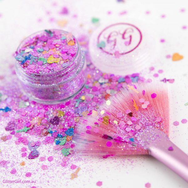 Glitter girl Loose Glitter Mix Velveteen rabbit