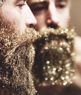 Glitter Beard kit Glitter Girl Gold Coast Festival Fashion