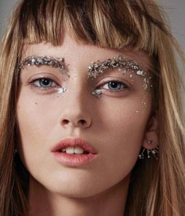 Glitter Brows Glitter Girl Gold Coast Festival Fashion