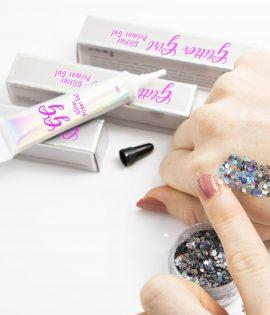 Glitter Primer Gel Tube