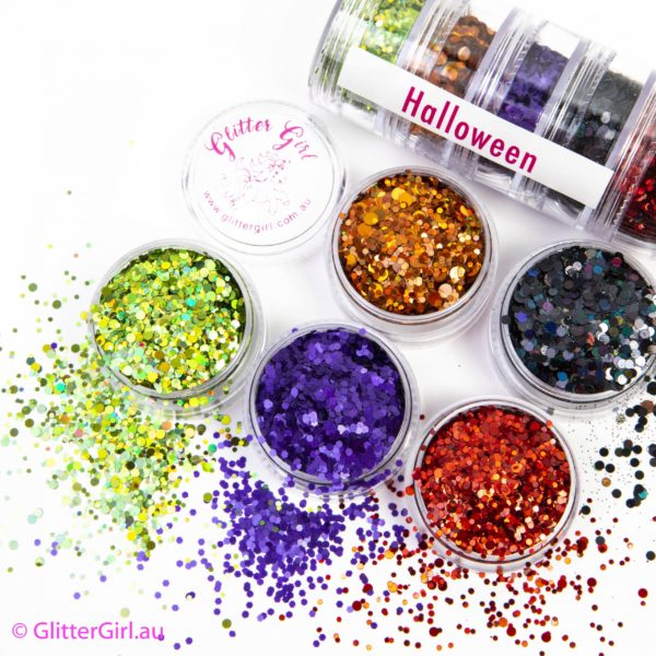 Halloween Collection Eco Glitter Glitter Girl Loose Glitter
