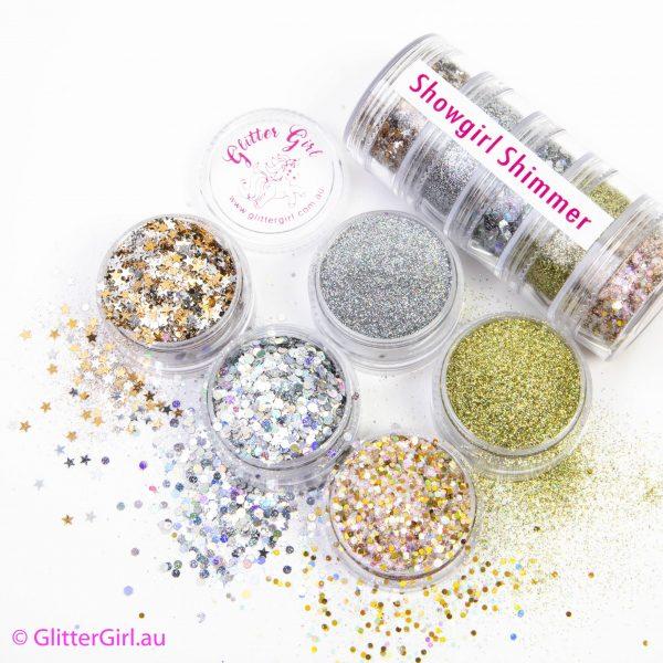 Showgirl Shimmer Collection Eco Glitter Glitter Girl Loose Glitter