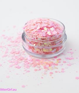 Glitter girl Glitter