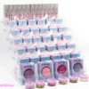 Retail Glitter filled Stand for Wholesalers