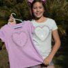 Glitter girl Sparkle T Shirt