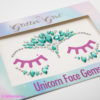 Unicorn Face Gems Dazzle Delight