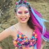GG Mermaid look