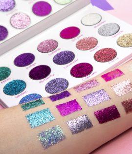 Unicorn Glitter Palette