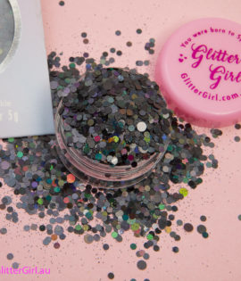 Charming Moon Chunky Glitter