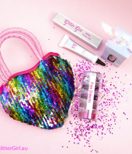 Pink Dreams Sequin Bag Bundle
