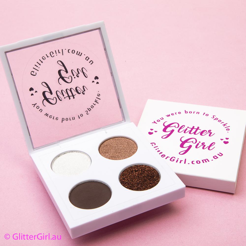 GG Bronze Princess Palette