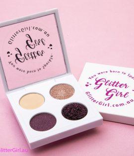GG Dark Plum Palette cheer dance makeup eyeshadow