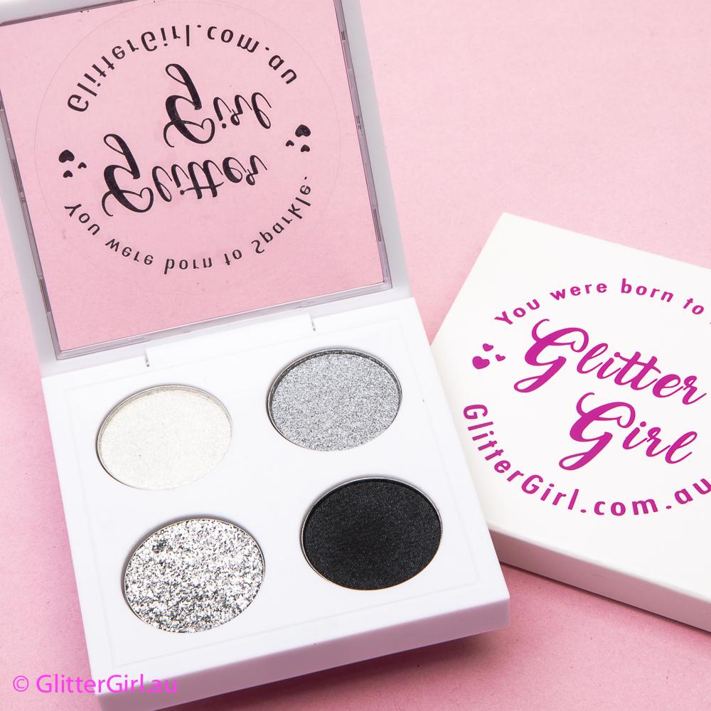 Drama Queen Palette cheer smokey eye makeup palette