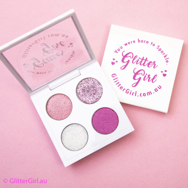 GG Pink Sparkle Palette