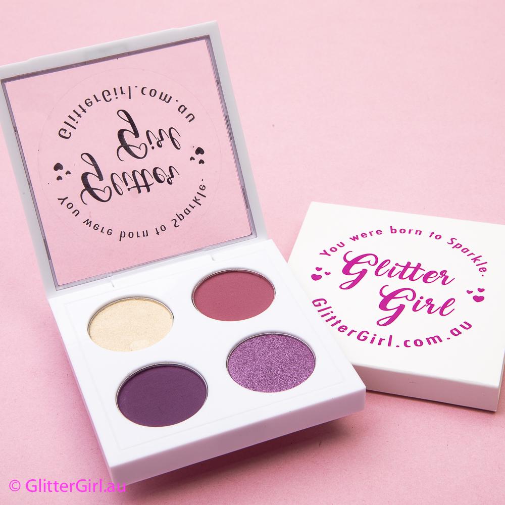 GG Sweet Plum Palette cheer dance eyeshadow