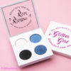 Smokey Blues Palette eyeshadow cheer makeup