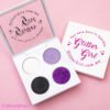 Smokey Purple Palette