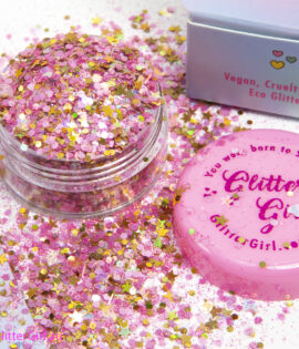 Sweet Sensation Glitter Girl eco